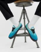 Zapatillas de lona azules Space Oddity Era de Vans x David Bowie
